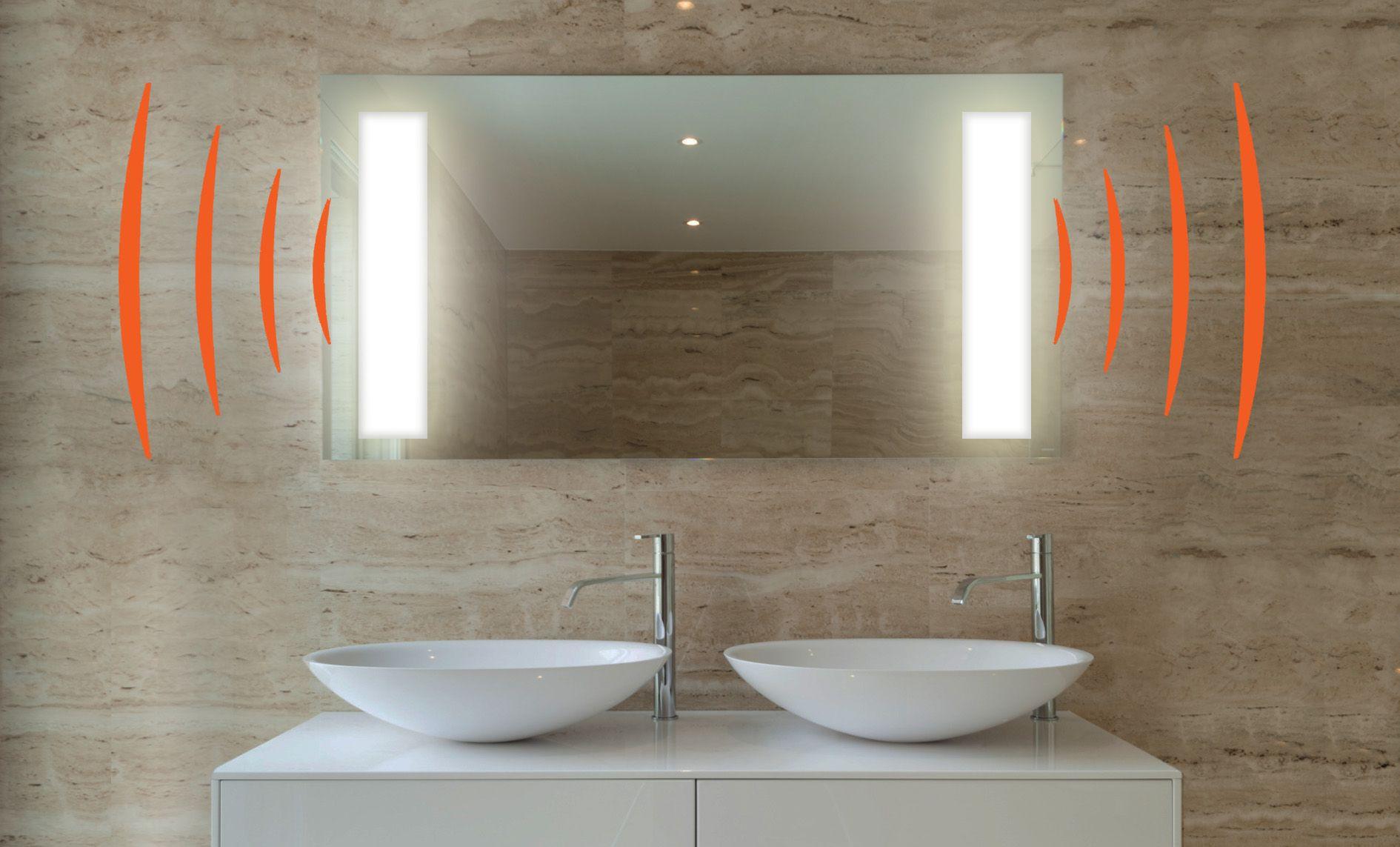 Infrarotheizung Led Als Spiegelheizung Fur Ihr Badezimmer Mit Bildern Spiegelheizung Zimmer Infrarotheizung