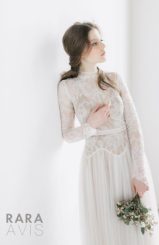 Dreamy Romantic Rara Avis Wedding Bloom Collection