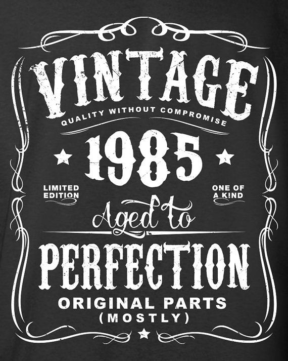 30th Birthday Gift For Men and Women Vintage by