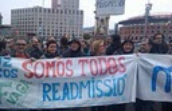 [Comunicado y video] El comité de empresa de Telefónica reivindica la readmisión de Marcos y los demás despedidos