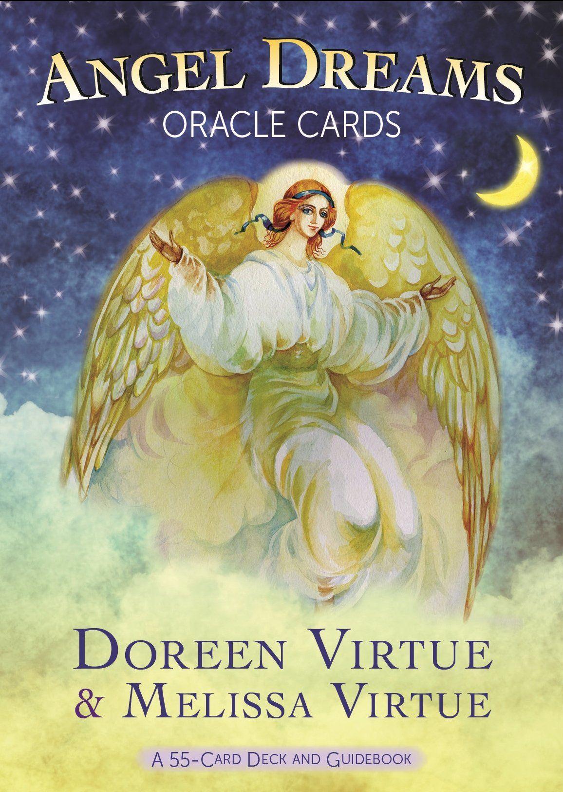 Angel dreams oracle cards doreen virtue melissa virtue