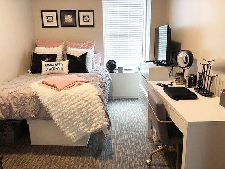 √ 26 kleine Schlafzimmer Ideen für Paare, Teenager-Mädchen und Jungen mit kleinem Budget #bedroomideasforsmallroomsforcouples