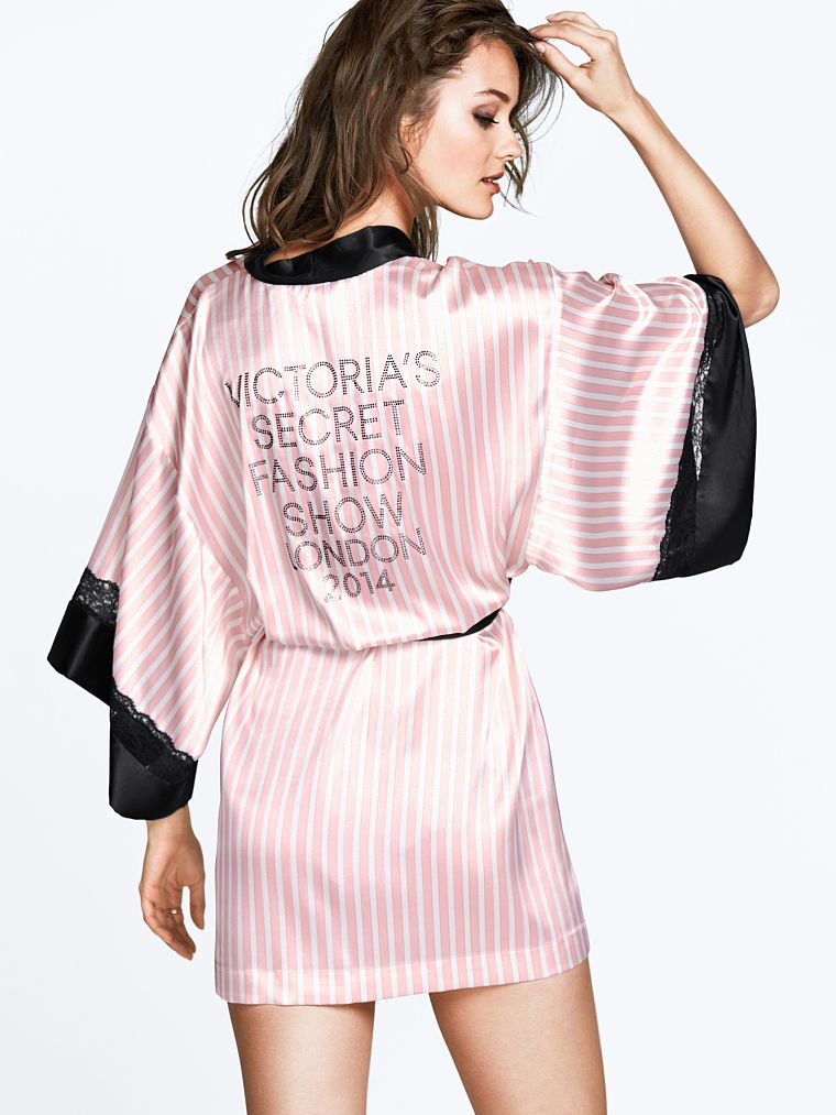 Get a piece of this year\'s Fashion Show in our iconic stripes ...
