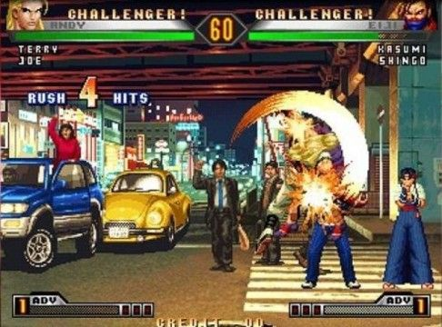 The King of Fighters 98 kof 98