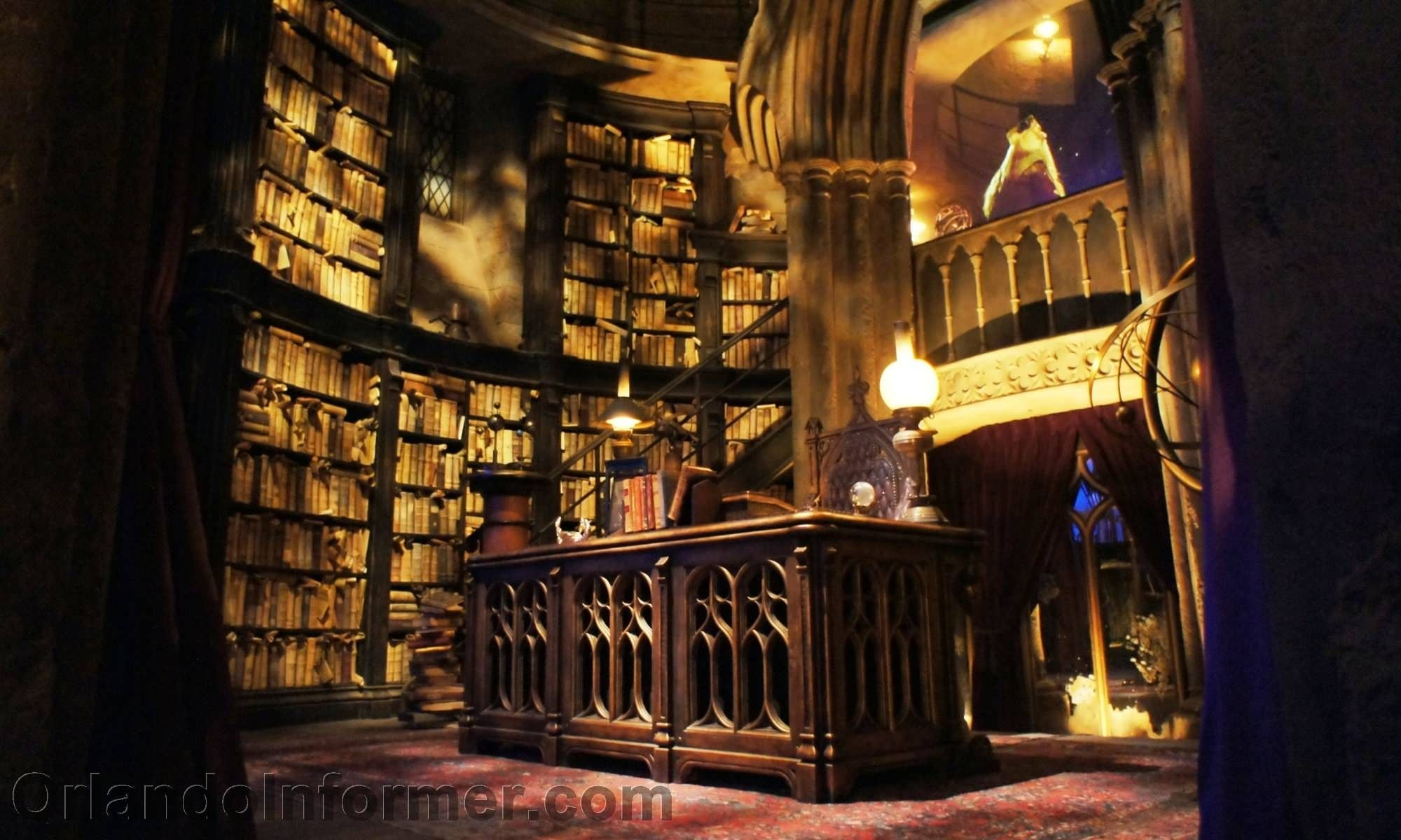 Forbidden Journey Ultimate Unofficial Guide Dumbledores Office Hogwarts Islands Of Adventure