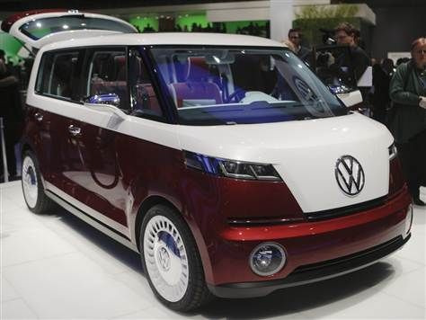 If They Build It I Will Come Volkswagen Concept Version Of Its