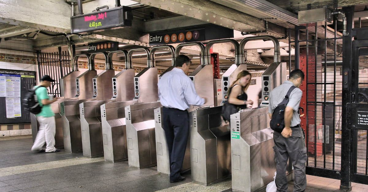 At last, New York City Subway To Ditch MetroCard In Favor