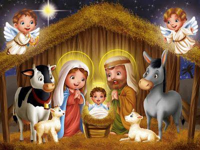 Fotos Del Nacimiento De Navidad.Imagenes Navidenas Y Mas Nacimiento Navidad