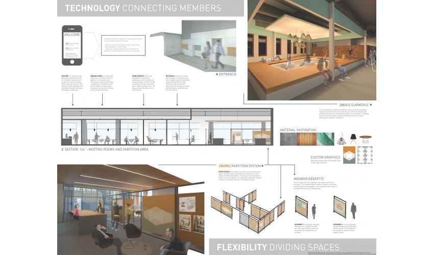 Presentation Boards Interior Design