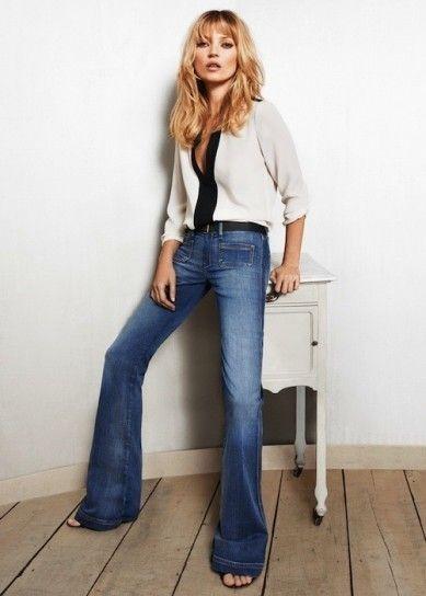 Image result for 2006 topshop flared jeans