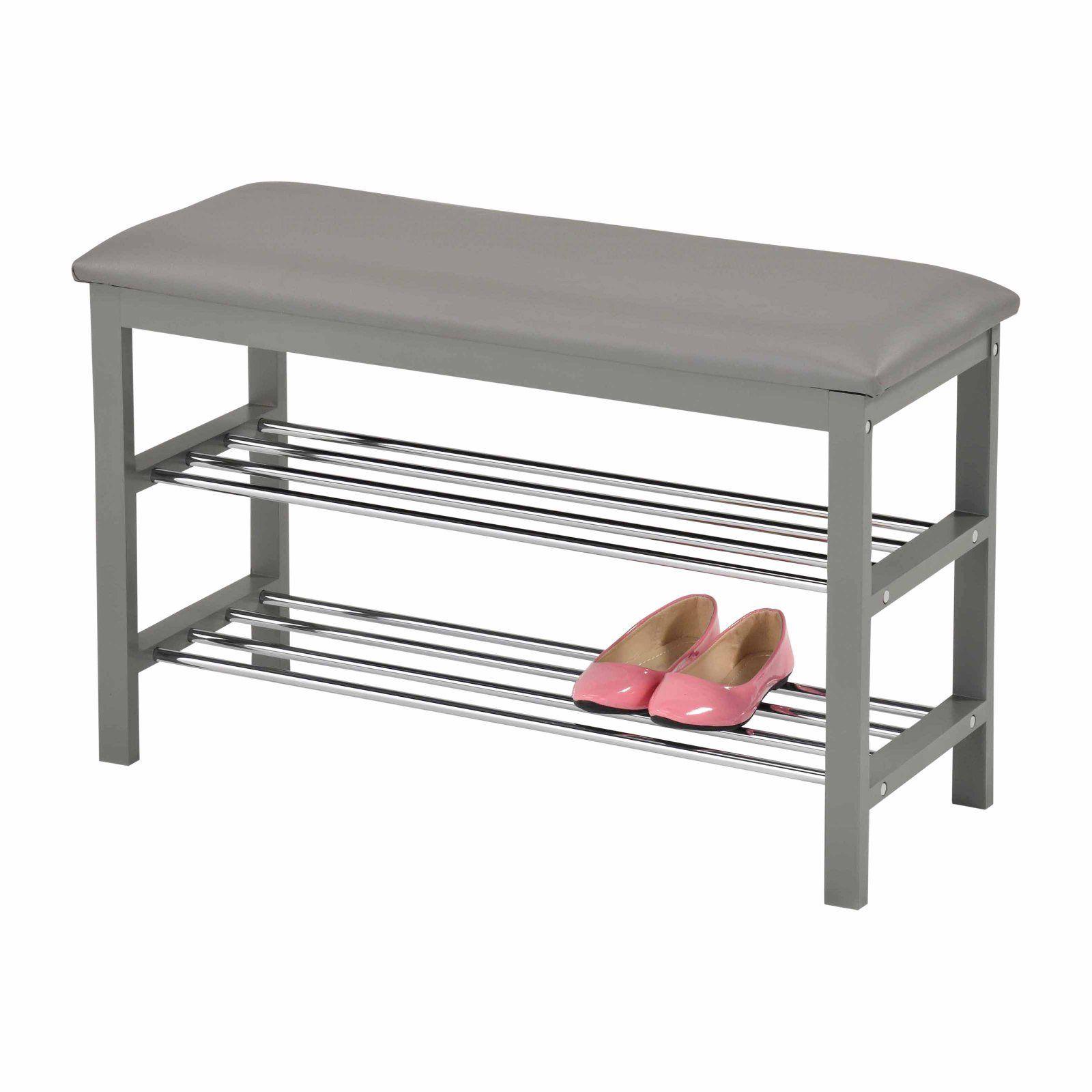 31 5 In Indoor Bench With Shoe Storage
