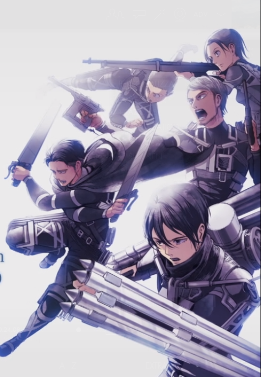 Final Season Kyojin, Titanes anime, Shingeky