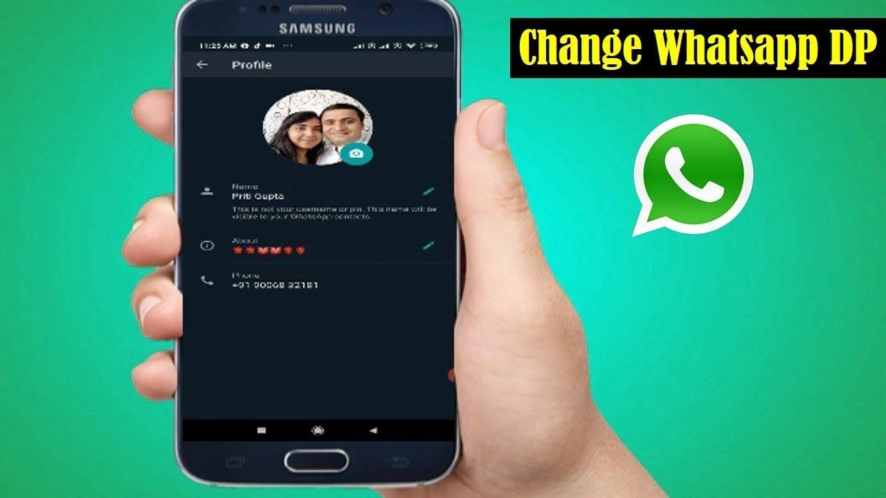 Whatsapp Dp Change Kaise Kare Whatsapp Profile Picture Change Kaise Kar Whatsapp Profile Picture Whatsapp Dp Dp Change