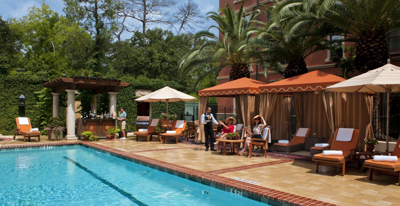 Pin By Hotel Granduca Houston On Poolside Luxury Hotel Houston