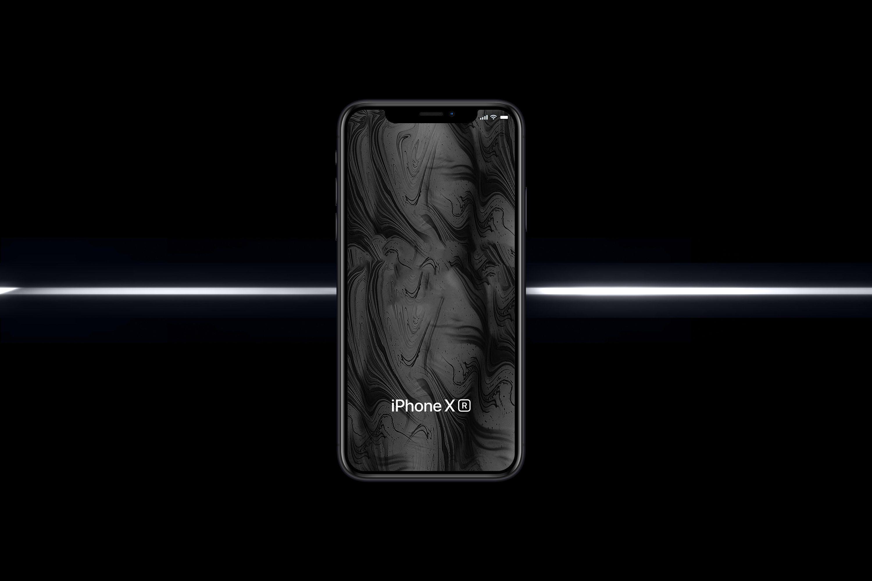 Iphone Xr Black Mockup Iphone Mockup Iphone Mockup