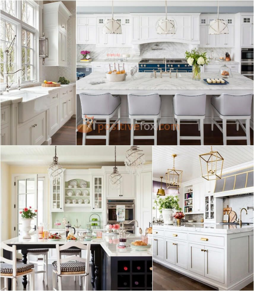 Classic white kitchen white kitchen ideas kitchen interior design explore more classic white