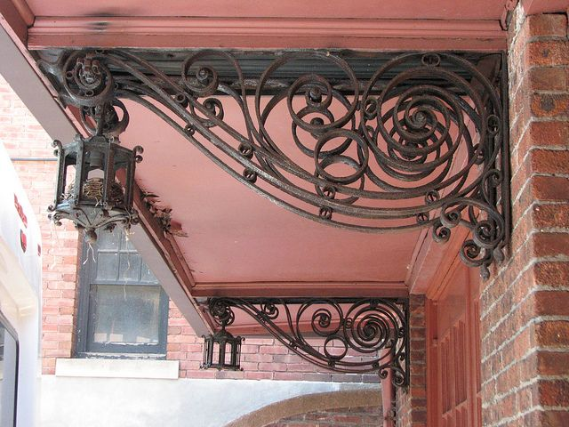 Cast Iron Corbels In 2019 Wrought Iron Cast Iron Gates