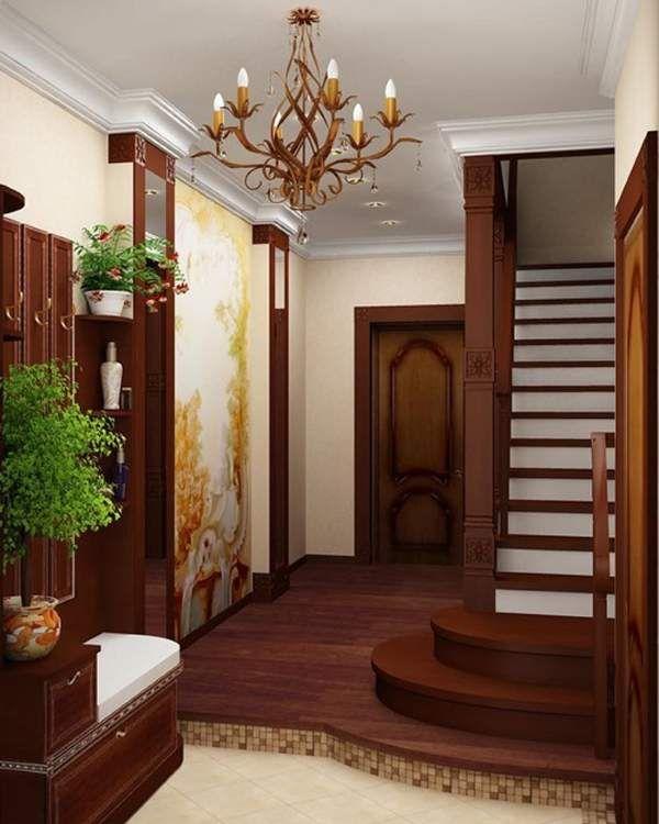 Дизайн прихожей в частном доме: фото-идеи для стильного ...