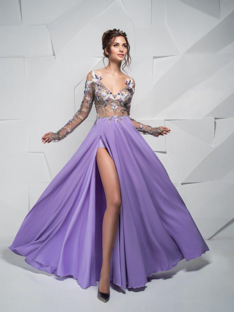 1ca93db26780 Luxusné sexi šaty na stužkovú