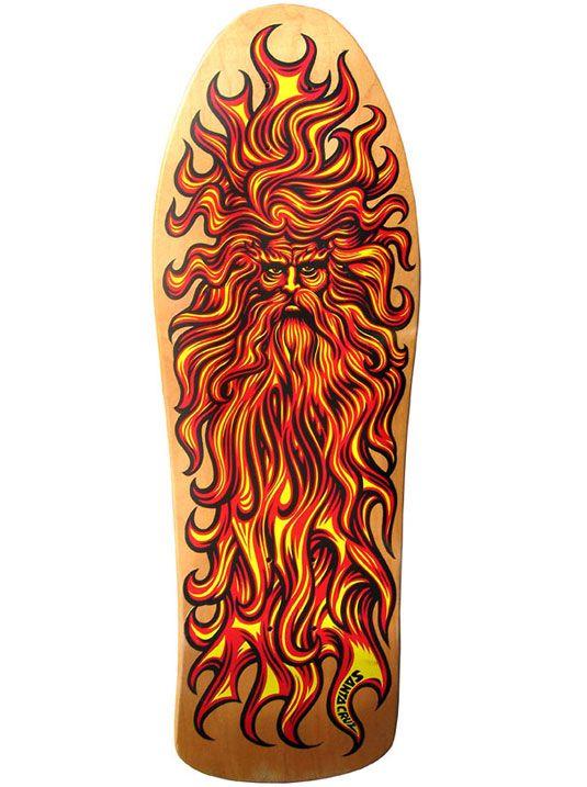 1000+ images about Skateboard Designs on Pinterest | Santa cruz ...