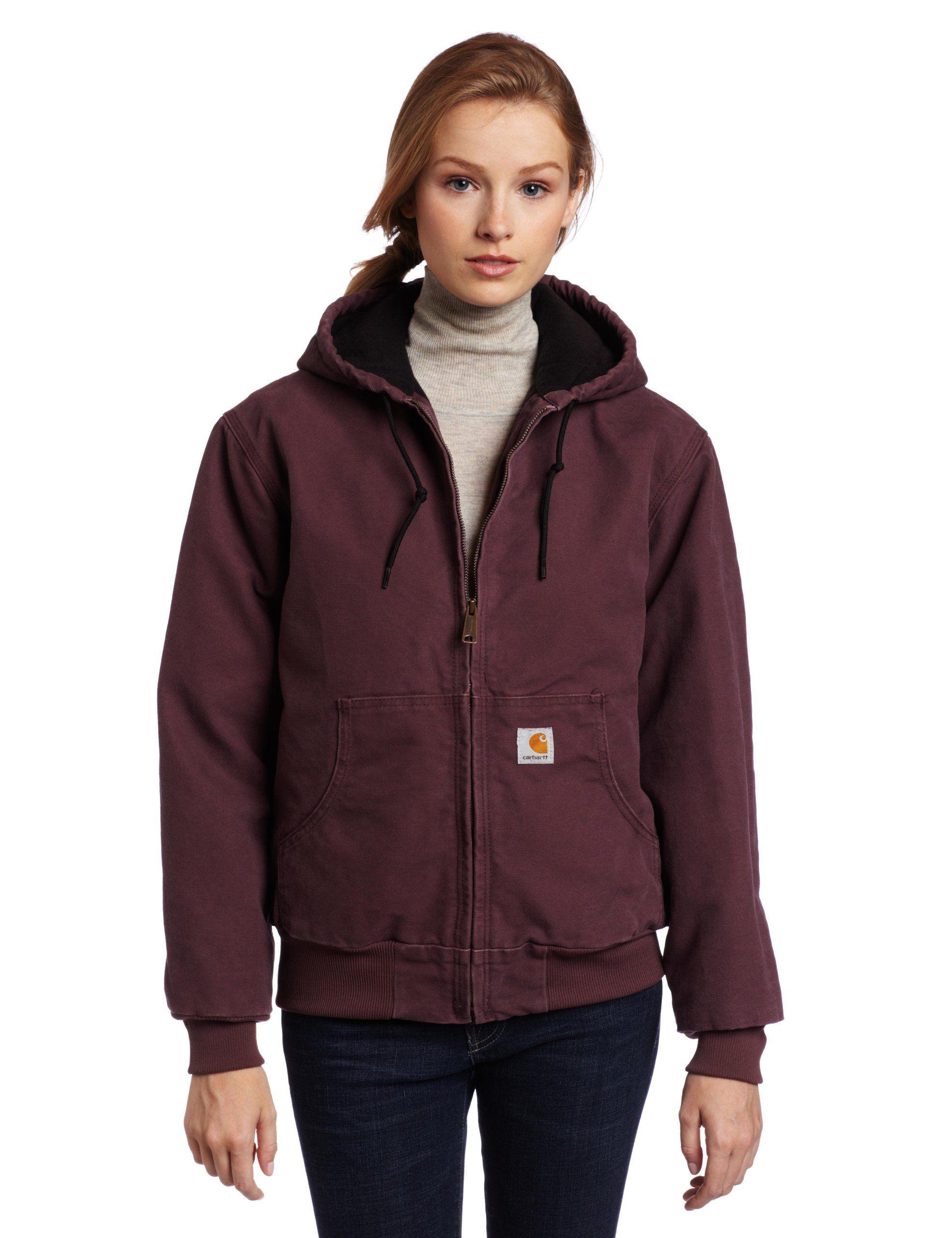 Amazon Com Carhartt Women S Sandstone Duck Quilt Flannel Lined Active Jacket Down Alternative Outerwear Coa Carhartt Women Womens Active Jacket Active Jacket [ 2560 x 1969 Pixel ]