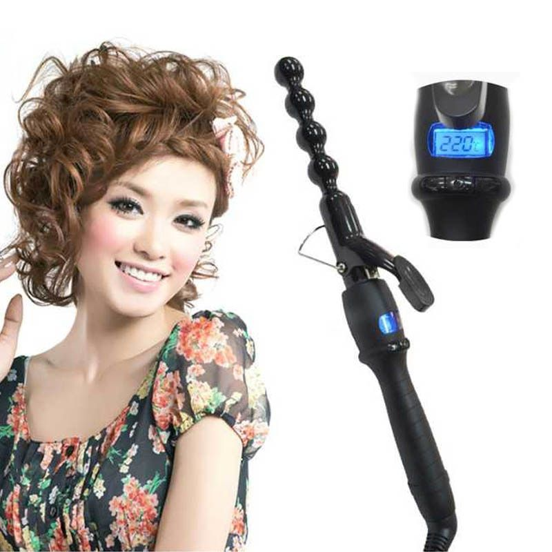 Professional Hair Curler Curling Irons Heating Hair Styling