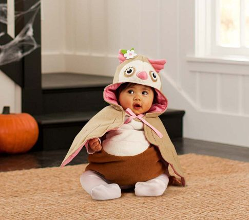 baby owl costume so cute i want to make a bigger girl version of - Baby Owl Halloween Costumes
