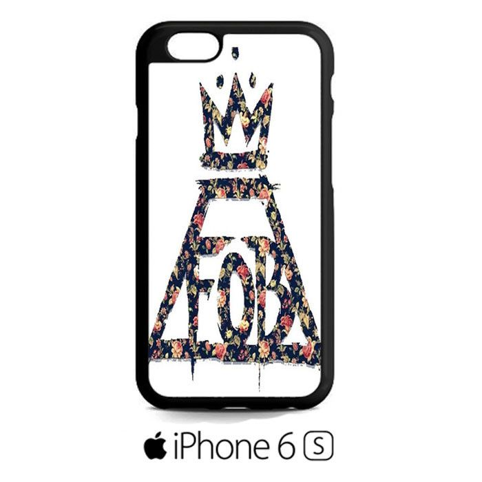 Fall Out Boy Flower 2 iPhone 6S  Case