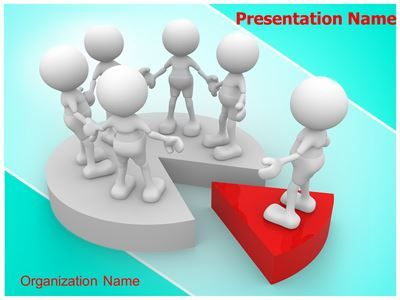 Download our professionally designed #3D #Partnership #PowerPoint - 3d powerpoint template