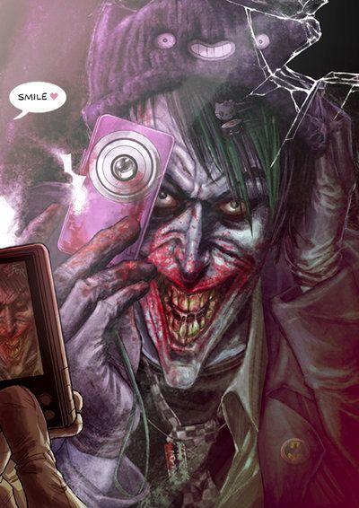 Joker by Fernando Casaus
