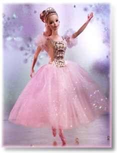 1997-Barbie Lo Schiaccianoci   Barbie, Danza, Bambole