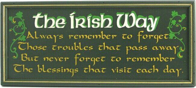 irische sprüche englisch I needed this today | Tru home Ireland | Irish, Irish blessing  irische sprüche englisch