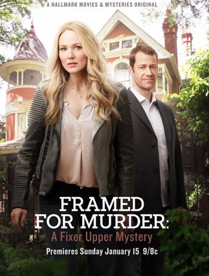 hallmark a fixer upper mystery framed for murder programas y peliculas pel culas. Black Bedroom Furniture Sets. Home Design Ideas