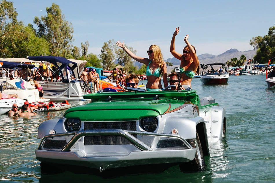 WaterCar Price: $135,000 The WaterCar company produces land and ...