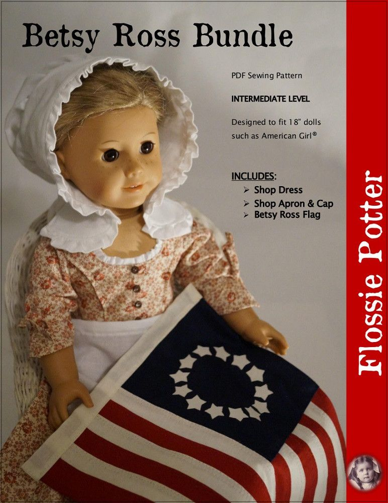 Women of History: Betsy Ross Bundle 18\