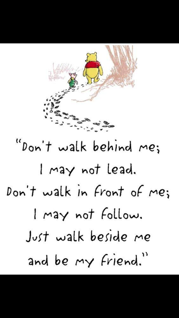 Disney Quote About Friendship Pintheresa Santos On Nicely Said  Pinterest  Board