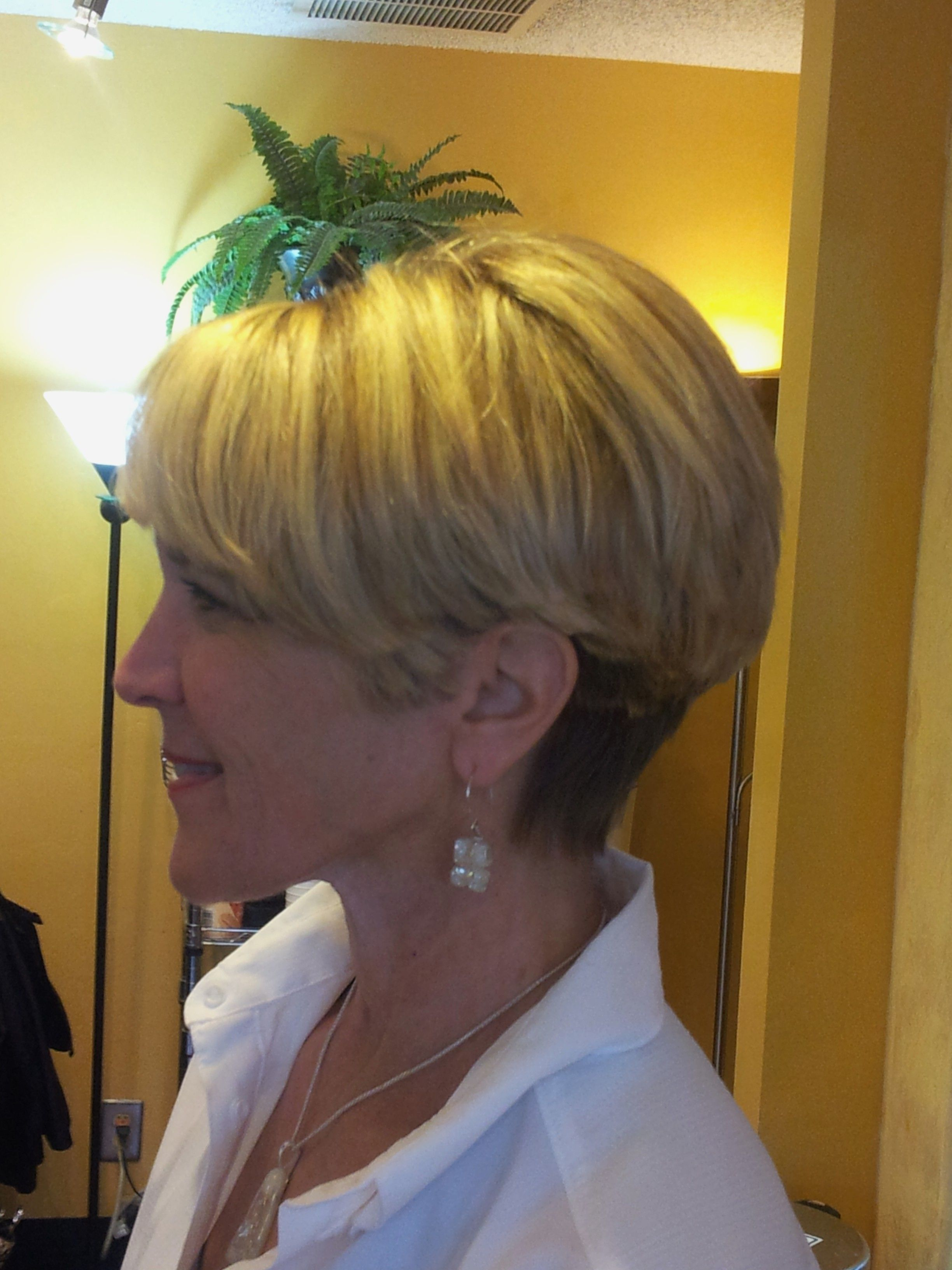 image result for wedge haircuts front and back views dorothy