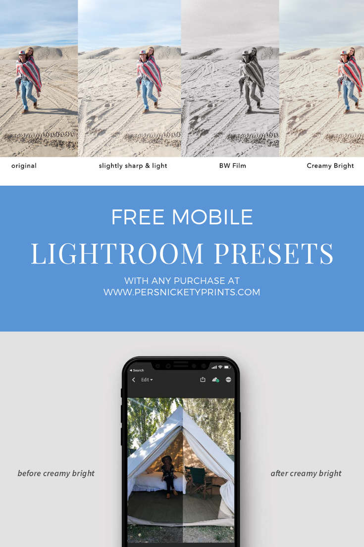 Free Lightroom Presets for Mobile and Desktop