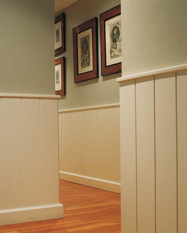 Decorar con estilo el pasillo z calo pasillos y for Zocalos de madera