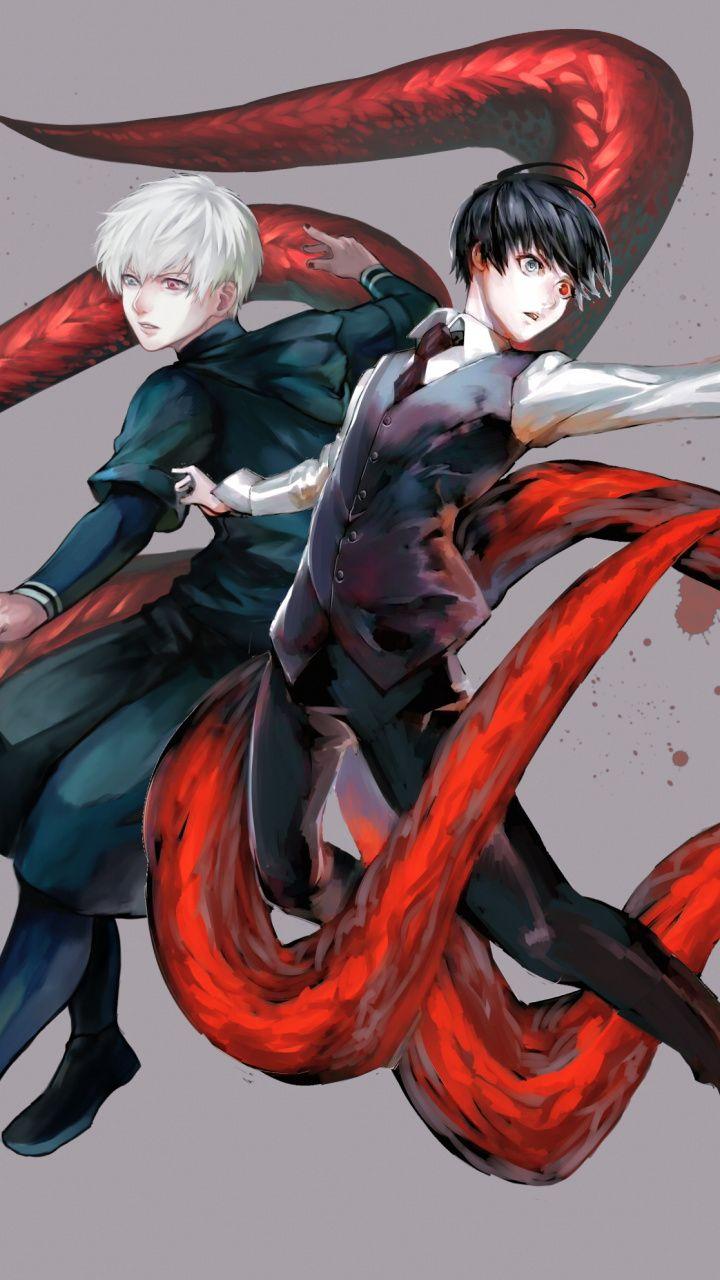 720x1280 Wallpaper Anime Tokyo Ghoul Anime Boy Ken Kaneki