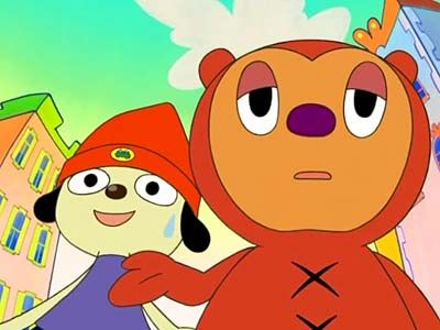 parappa the rapper episode 1