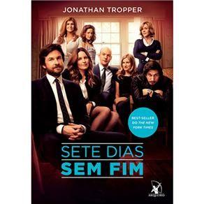 DVD - Sete Dias Sem Fim - Poster Grátis
