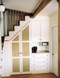 Best Twelve Unique Staircase Storage Ideas For Small Spaces » Home Trends Magazine Small Space 400 x 300