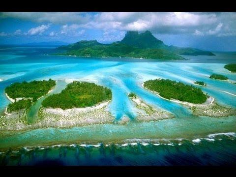 Keindahan Alam Indonesia Inilah Keindahan Alam Indonesia Yang Begitu Menakjubkan Bora Bora Kepulauan Pulau