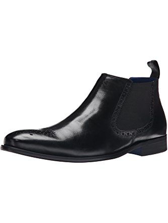 Steve Madden Men\'s Trivea Chelsea Boot, Black, 10 M US ❤ Steve ...