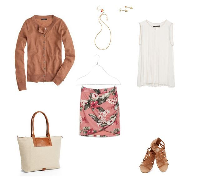 Pink with Neutrals   How She'd Wear It with Style and Cheek