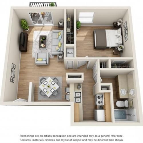 The Grove Apartment Layout House Layout Plans Sims House Design