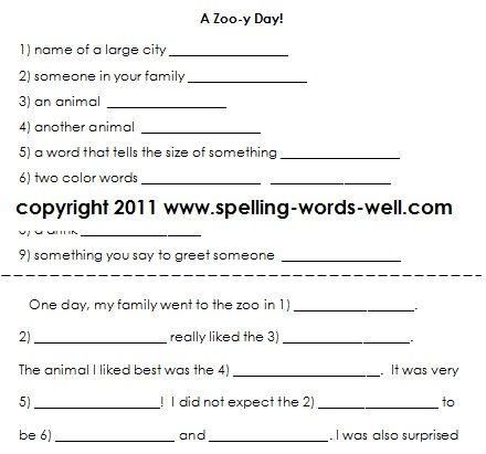 Fun Second Grade Writing Practice Dengan Gambar