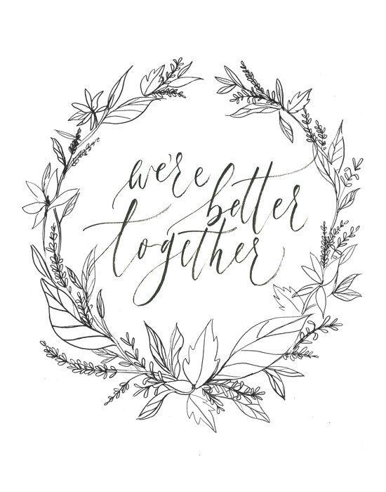 Citaten Kunst Susu : Wreath handlettering pinterest