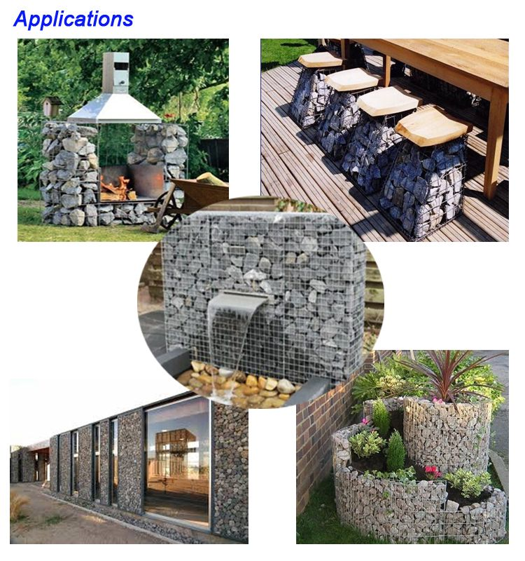 welded / stainless steel gabion basket 2*1*1, View welded gabion basket, Shuolong Product Details from Hebei Shuolong Metal Products Co., Ltd. on Alibaba.com